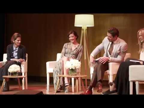 David Gandy, Daisy Lowe, Christa D'Souza & Patsy Kensit - Vogue Festival (28/03/2013)