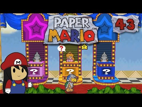 "Paper Mario - Part 43: ""Game Show Glory"""