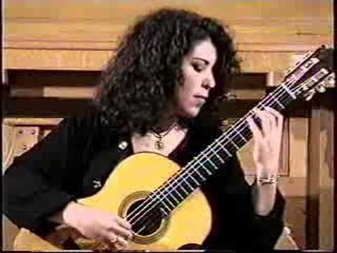 Sharon Wayne Plays Leo Brouwer - #2