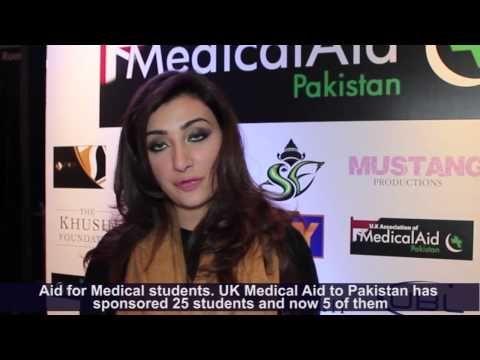 Aysha Khan Interview