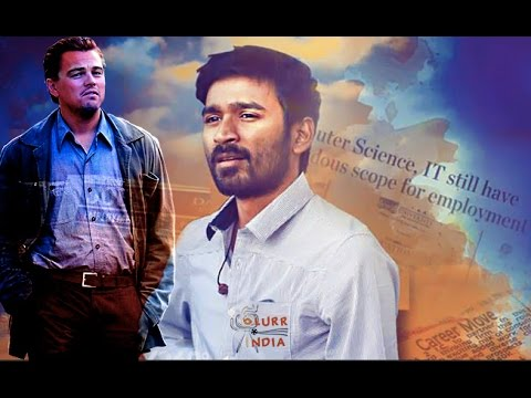 Engineer exam edition: LEO DICAPRIO in DHANUSH 'S VIP STYLE