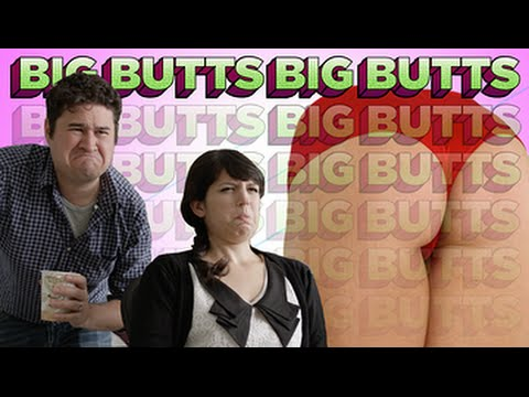 The Big Butt Song To End All Big Butt Songs (hardly Working) video
