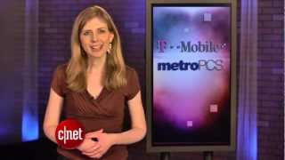 CNET Update - MetroPCS merging with T-Mobile