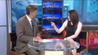 Carol Roth on free and cheap PR / advertising for your business WGN TV Chicago