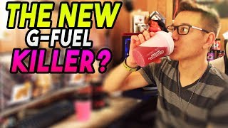 THEY CLAIM TO BE BETTER THAN G-FUEL! - ROGUE ENERGY UNBOXING AND REVIEW!