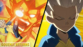 Gouenji Epic Return - Inazuma Eleven Strikers x Anime