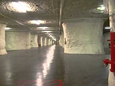 The Underground Storage Area In Independence Mo Youtube