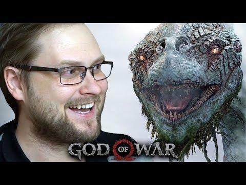 МИРОВОЙ ЗМЕЙ ► God of War #3