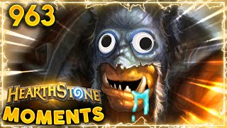 This Is The WORLD WORST Hearthstone Play | Hearthstone Daily Moments Ep.963