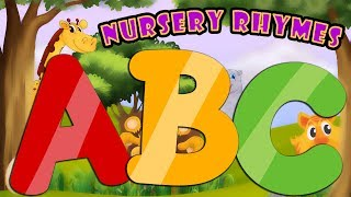 ABC Song | Nursery Rhymes Collection | YouTube Nursery Rhymes For Children and Kids