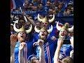 Болельщики из Исландии поют по русски Калинка Малинка Исландцы поют русскую песню Калинка mp3
