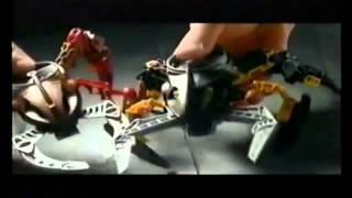 BIONICLE 2005 Visorak Product Commercial