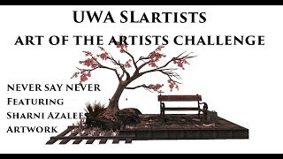UWA Art of the Artists Machinima Challenge NEVER SAY NEVER