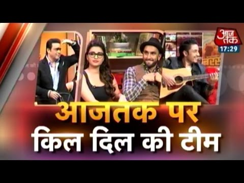 Couching With Koel: 'kill Dil' Stars Ranveer Singh, Parineeti Chopra, Govinda & Ali Zafar video