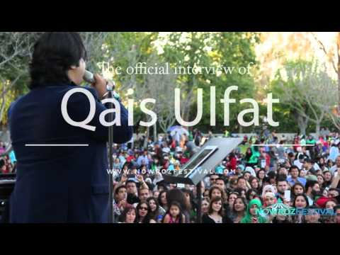 QAIS ULFAT NowRoz Festival 2015 After Event Official Interview