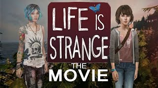 Life is Strange The Movie- FULL MOVIE HD VERSION (CINEMATIC VERSION ALL CUTSCENES EPISODES 1-5)