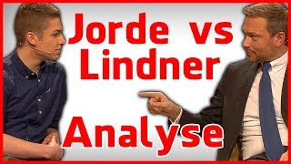 Pfleger Jorde VS Christian Lindner - Rhetorik & Körpersprache Analyse