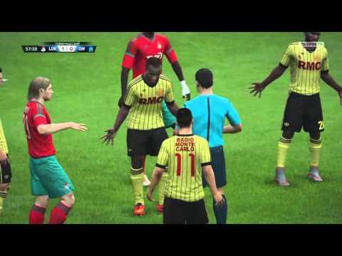 LFRM.net | United World League | Matchday 20 | Lokomotiv Moscow v Olympique Marseille