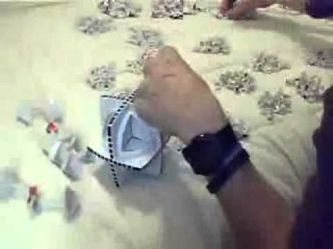 11x11x11 RUBIK'S CUBE EXPLOSION AND ASSEMBLY!!!