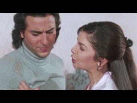 Pooja Bhatt Tries To Console Saif Ali Khan - Sanam Teri Kasam, Emotional Scene 8/10
