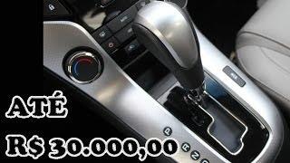Caçador de Carros: Conheça carros automáticos por até R$ 30 mil
