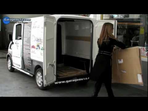 mega multitruck fourgon diesel 400 youtube. Black Bedroom Furniture Sets. Home Design Ideas
