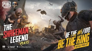 PUBG MOBILE ll Only Chicken Tonight & Full On Fight
