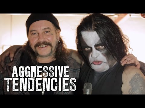 Abbath and Matt Pike (High On Fire): weed, speed and conquering the world | Aggressive Tendencies
