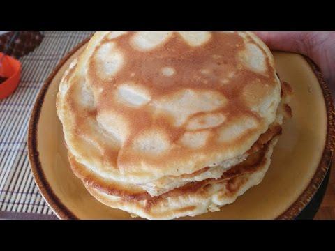 Bakina kuhinja - punjene  američke palačinke odličan recept