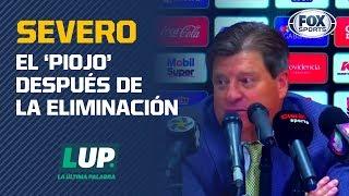 Piojo Herrera dice que Amrica necesita un matn en el rea!