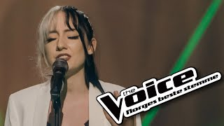 Download lagu Maria Marzano | No time to die(Billie Eilish) | Blind Auditions | The Voice Norway | Season 6