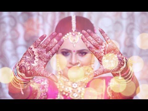Baba Thamb na re Tu Baba ||Nidhi & Satyjit || Wedding Teaser || Highlights || Father's Day 2017