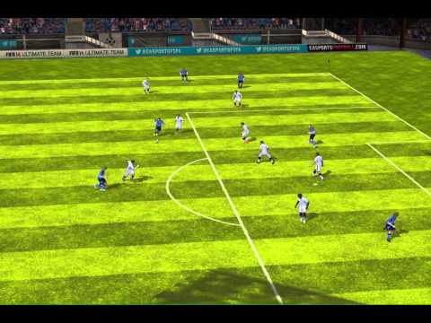 FIFA 14 iPhone/iPad - Avellaneda Juniors vs. PAOK