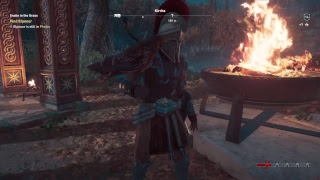 Assassin's Creed Odyssey : Blind Walkthrough - Part 5