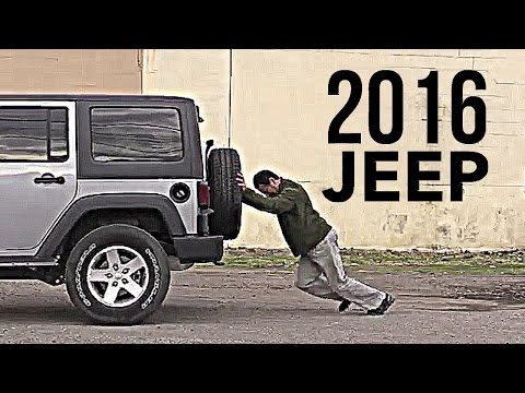 2016 Jeep Wrangler Unlimited   an average guy's review