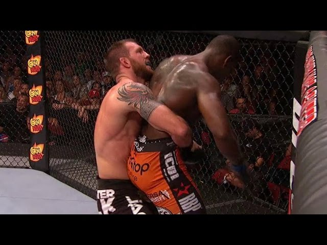 Inside the Octagon: Ryan Bader's next fight?