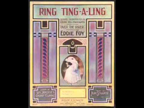 Ada Jones - Ring Ting A Ling (On The Telephone) 1912 Vaudeville...