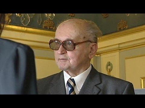 Pologne: le général Jaruzelski hospitalisé après un AVC