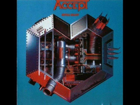 Accept - Screaming For A Love Bite