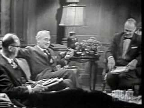 Vladimir Nabokov discusses
