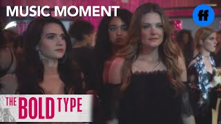 "The Bold Type   Season 1, Episode 10 Music: Jax Jones ft. Demi Lovato-""Instruction""   Freeform"