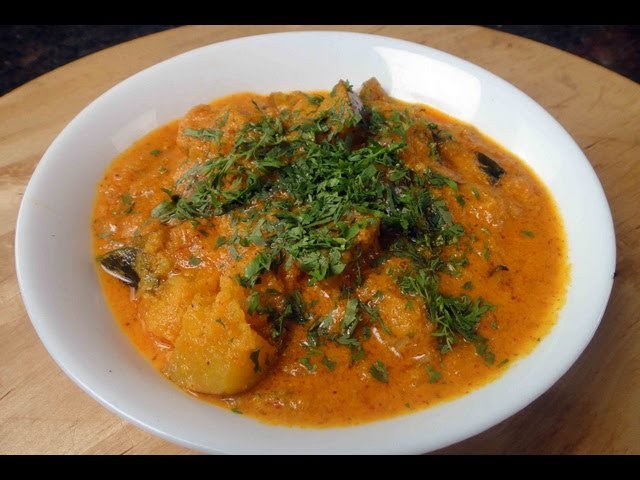 sddefault Pumpkin curry