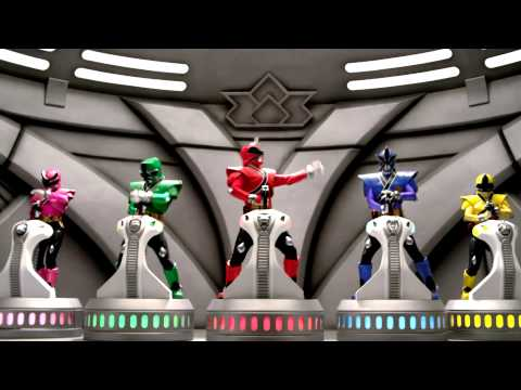 Power Rangers - Swag Force