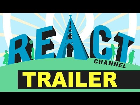 REACT CHANNEL TRAILER