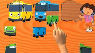 xnxx -Tayo The Little Bus! Wrong or Right Parts Cool Puzzle Games for Kids