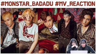 Quá đỉnh! Người Hàn phản ứng lần đầu xem idol Việt- Monstar's Badadu MV Reaction