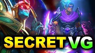 SECRET vs VG - GAME OF THE DAY! - STOCKHOLM MAJOR DreamLeague DOTA 2