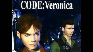 resident evil: code veronica - save room