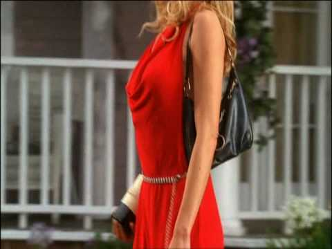 Julie Benz's sexy legs in Desperate Housewives Video