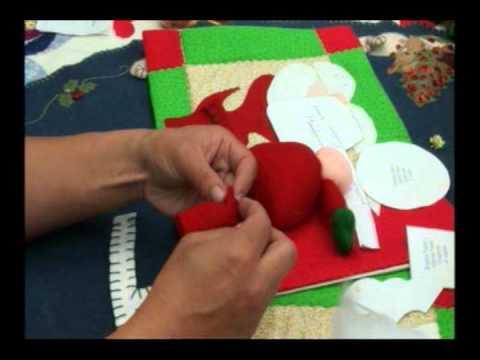 Aprender en Casa Papa Noel para el Arbol de Navidad // TV RED